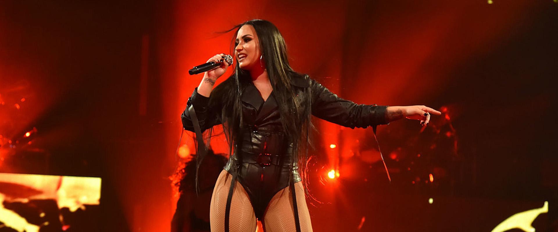 Demi Lovato Tell Me You Love Me Tour