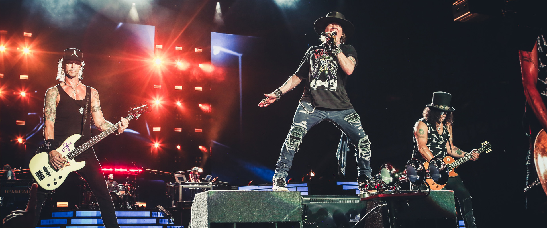 Guns'N'Roses - Not In This Lifetime Tour