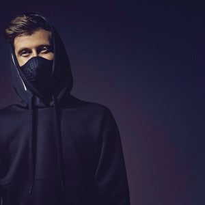 Alan Walker 2018 Nobelberget