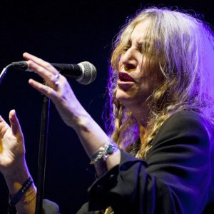 Patti Smith 2019 Stockholm
