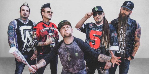 five finger death punch 2020